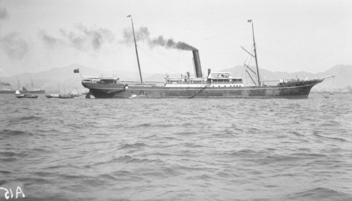 Sister ship SS Changsha